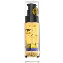 Масло для тонких и лишенных объема волос с оливковым маслом