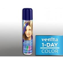 Тонирующий Оттеночный спрей VENITA  1-DAY COLOR  12 ультра синий  50 мл