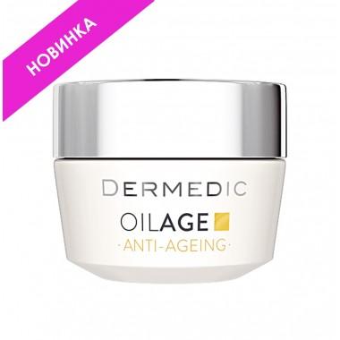 Дневной питательный крем для восстановления плотности кожи OILAGE