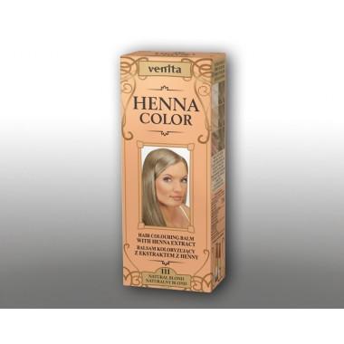 Красящий травяной бальзам VENITA Henna Color №111 Натуральный блонд  50 мл