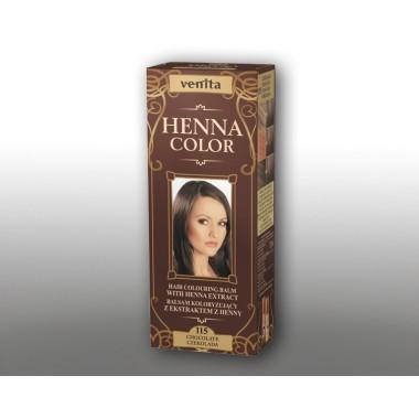 Красящий травяной бальзам VENITA Henna Color №115 Шоколад 50 мл