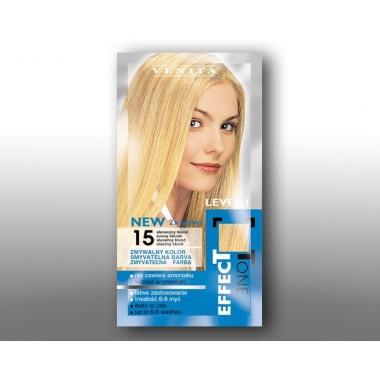 Красящий шампунь VENITA EFFECTTONE № 15 Солнечный  Блонд 2*25 мл