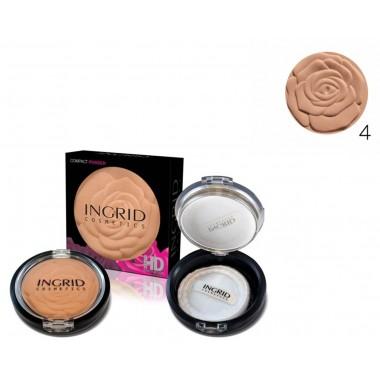 Пудра HD Beauty Innovation Ingrid 04