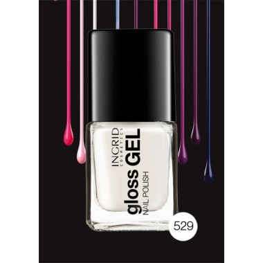 Лак для ногтей Gloss Gel Ingrid Nails