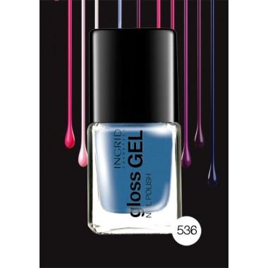 Лак для ногтей Gloss Gel Ingrid Nails 536