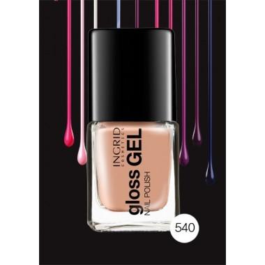 Лак для ногтей Gloss Gel Ingrid Nails 540
