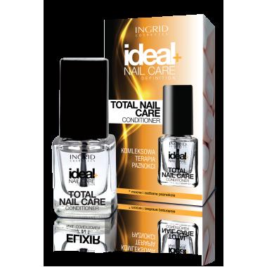 Питательно лечебный препарат для ногтей Total Nail Ingrid