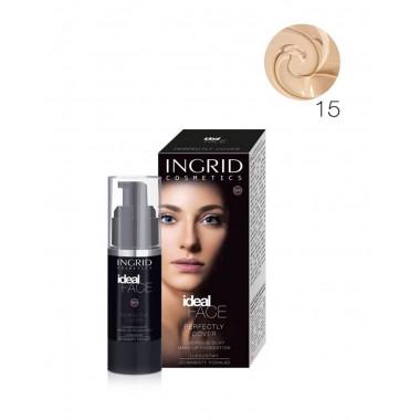 Ideal Face Ingrid 015 Тональный крем длительного действия