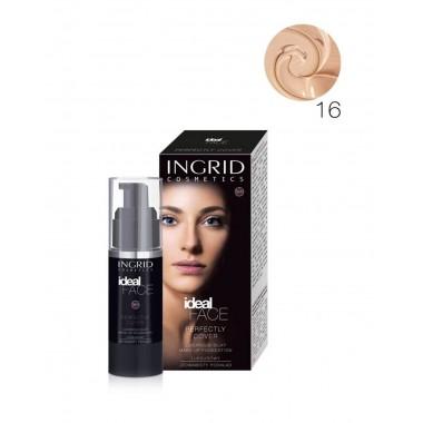 Ideal Face Ingrid 016 Тональный крем длительного действия