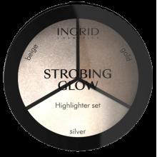 6 в1 STROBING GLOW Рассветляющий контуринг для лица и тела  Innovation 15 г