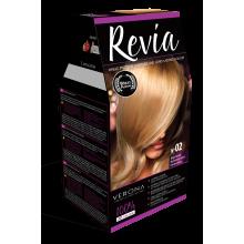 Крем-краска для волос Revia 02