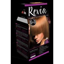 Крем-краска для волос Revia 04
