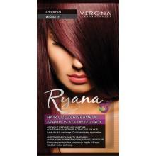 Окрашивающий шампунь Ryana 03 Ryana Hair Colour Shampoo