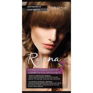 Окрашивающий шампунь Ryana 05 Ryana Hair Colour Shampoo
