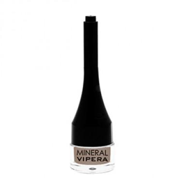 Подводка для глаз Влагостойкая с кисточкой Mineral №05