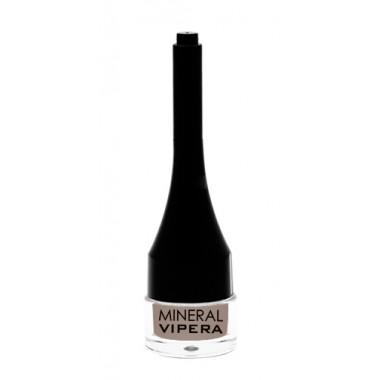 Подводка для глаз Влагостойкая с кисточкой Mineral №06