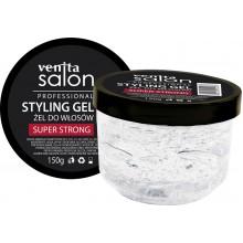Гель стилизирующий VENITA SALON  Super strong белый  150 гр