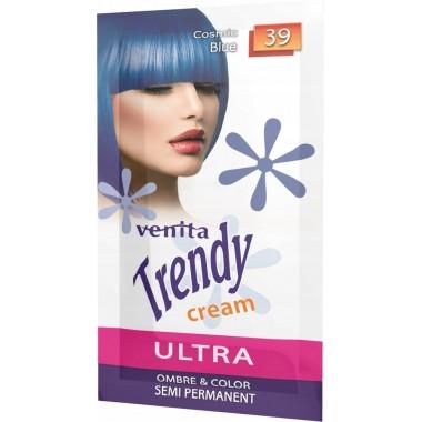 Красящий крем VENITA TRENDY CREAM № № 39 Космический синий САШЕТ 35 мл