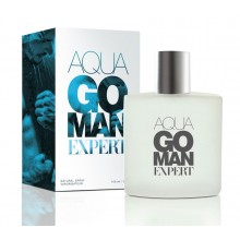 Парфюмированная мужская вода Aqua Go Men Expert