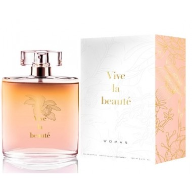 Парфюмированная женская вода Vive la beauté
