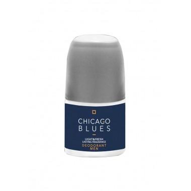 Парфюмированный шариковый дезодорантмужской VittorioBellucci Chicago blues