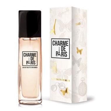 Парфюмированная женская вода  Charme de Paris