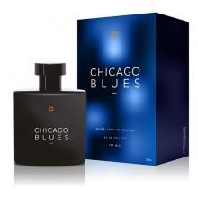 Парфюмированная мужская вода Chicago Blues