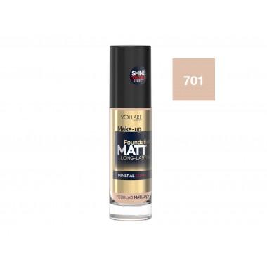 Тональный крем Vollare Cosmetics  с минеральным комплексом MATT №701 30 мл