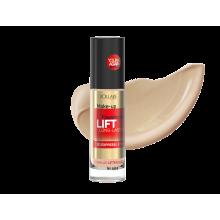 Тональный крем Vollare Cosmetics LIFT 3D лифтингующий  с пептидами и  SPF №604  30 мл
