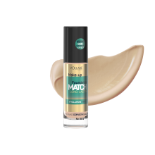 Тональный крем Vollare Cosmetics   с гиалуроном та SPF  MATCH №801 30 мл