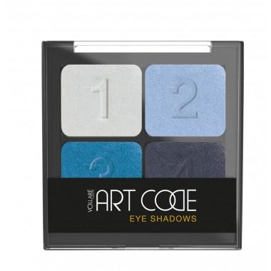 Тени для век ART CODE №02