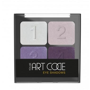 Тени для век ART CODE №03