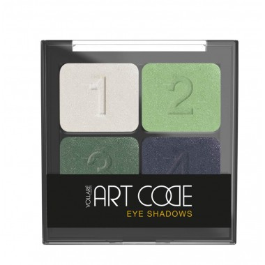 Тени для век ART CODE №04