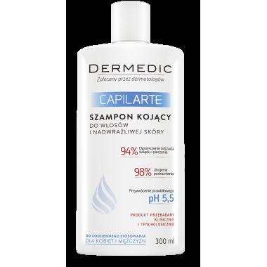 Специальный шампунь успокаивающий кожу головы (дерматит, псореаз,аллергия) 300мл