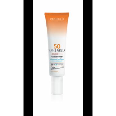 Солнце защитный крем SPF 50 uv + ВВ