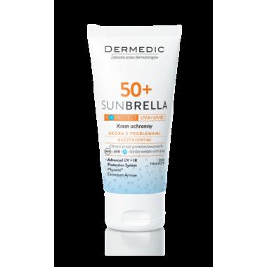 Солнцезащитный крем spf 50+ кожа с сосудистыми проблемами