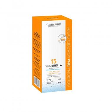 Солнцезащитное молочко spf 15